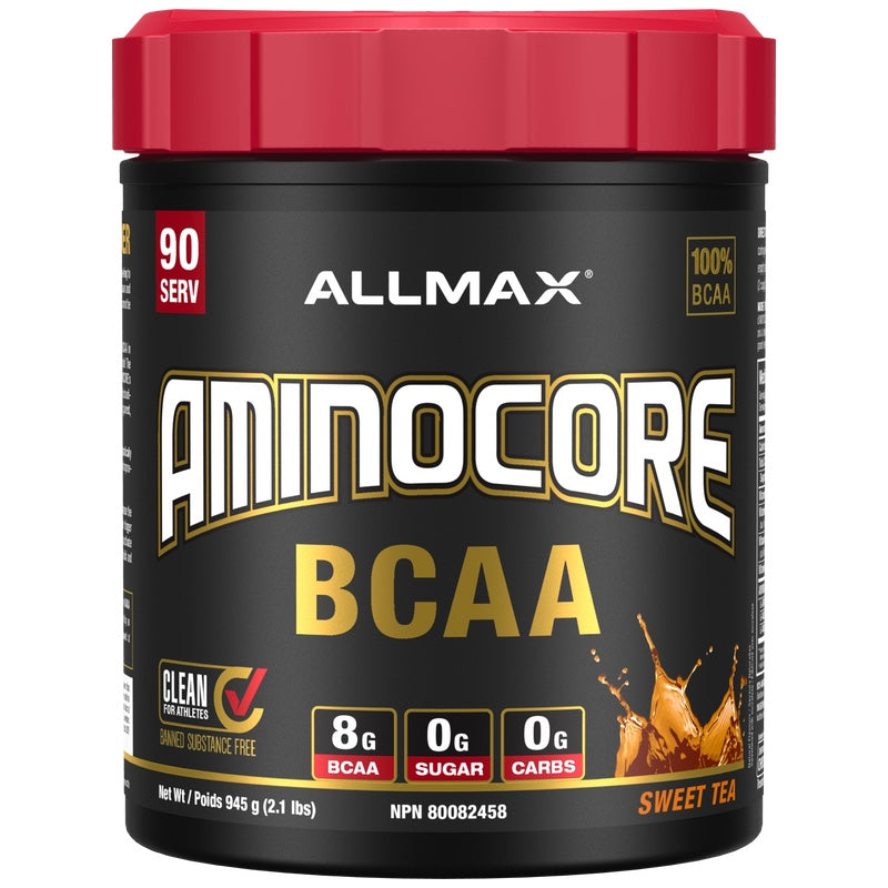 Allmax Aminocore - 90 Servings Sweet Tea