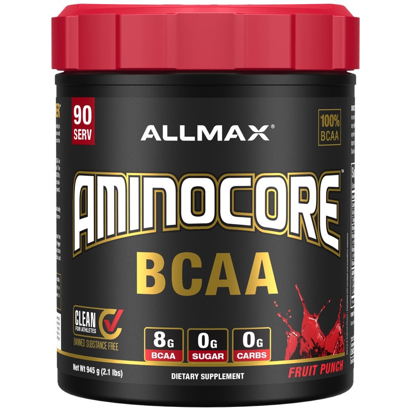 Allmax Aminocore - 90 Servings Fruit Punch