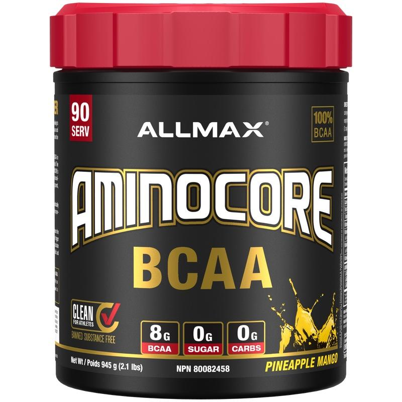 Allmax Aminocore - 90 Servings Pineapple Mango