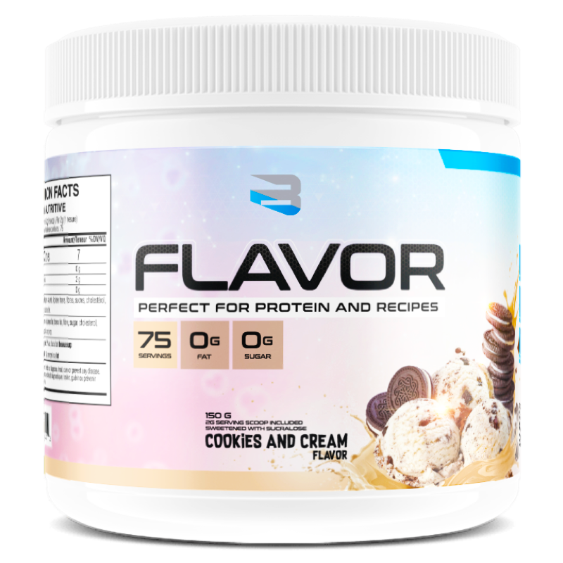 BELIEVE PROTEIN FLAVOR PACK cookies and cream (2465860321357)