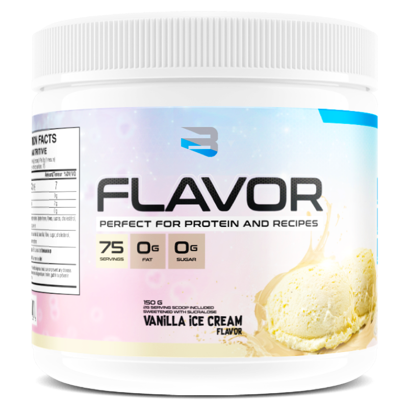 BELIEVE PROTEIN FLAVOR PACK vanilla icecream  (2465860321357)