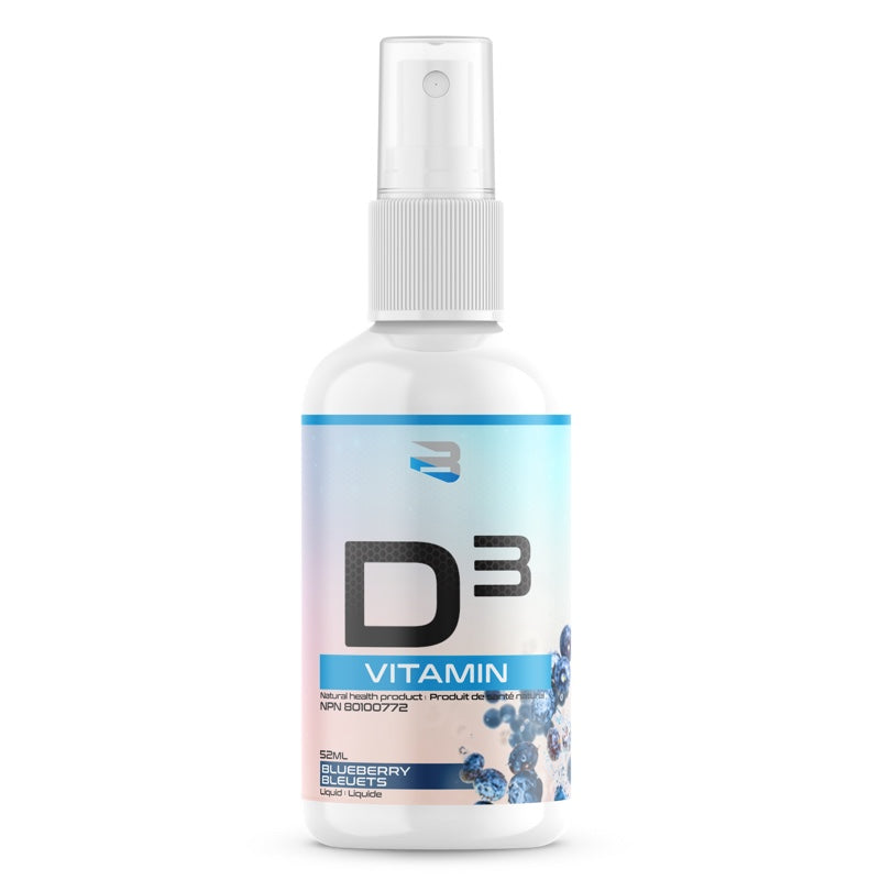 Believe Vitamin D3 Blueberry - 52ml