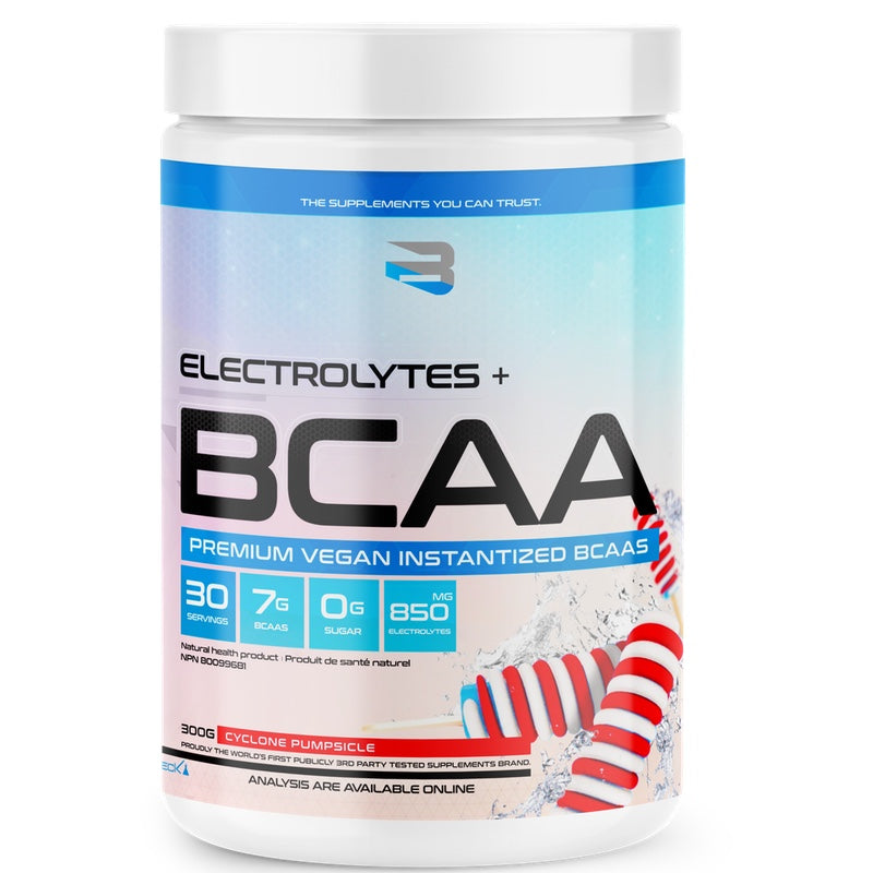 Believe BCAA + Electrolytes - 30 Servings Cyclone Pumpsicle