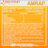 Beyond Yourself AMRAP NUTRITION FACTS (2465800749133)
