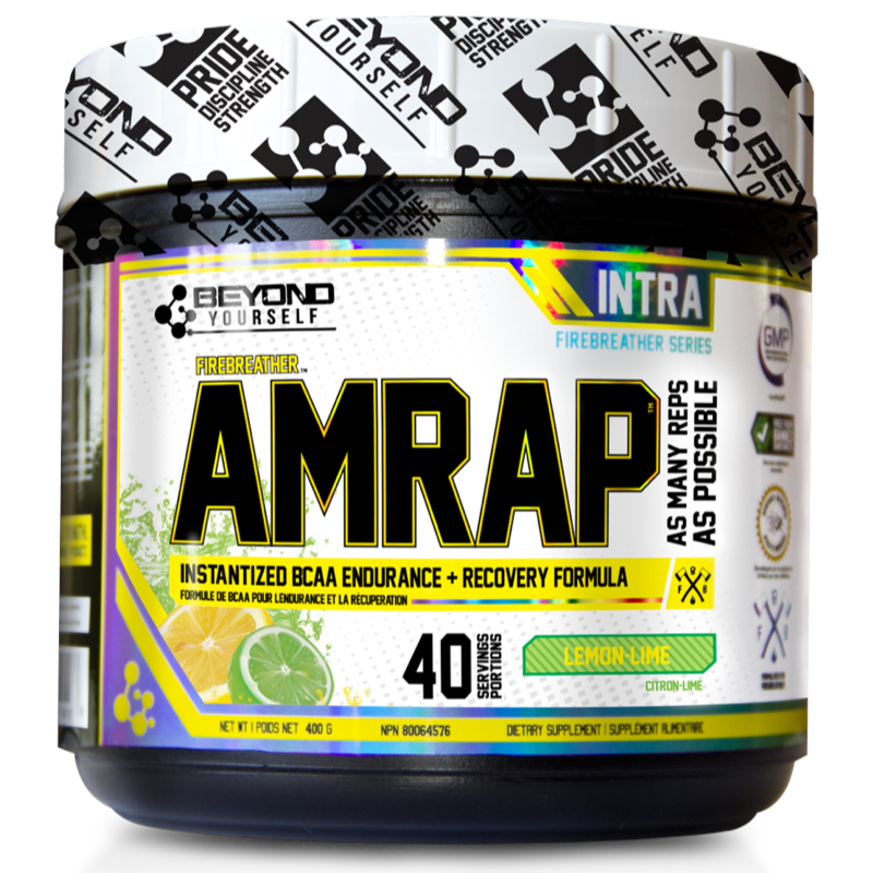 Beyond Yourself Amrap  lemon lime- 400g (2465800749133)