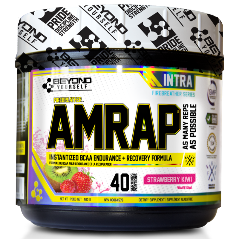 Beyond Yourself Amrap  strawberry kiwi- 400g