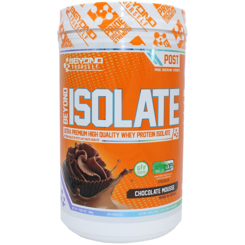 Beyond Yourself Isolate Protein - 840g Chocolate