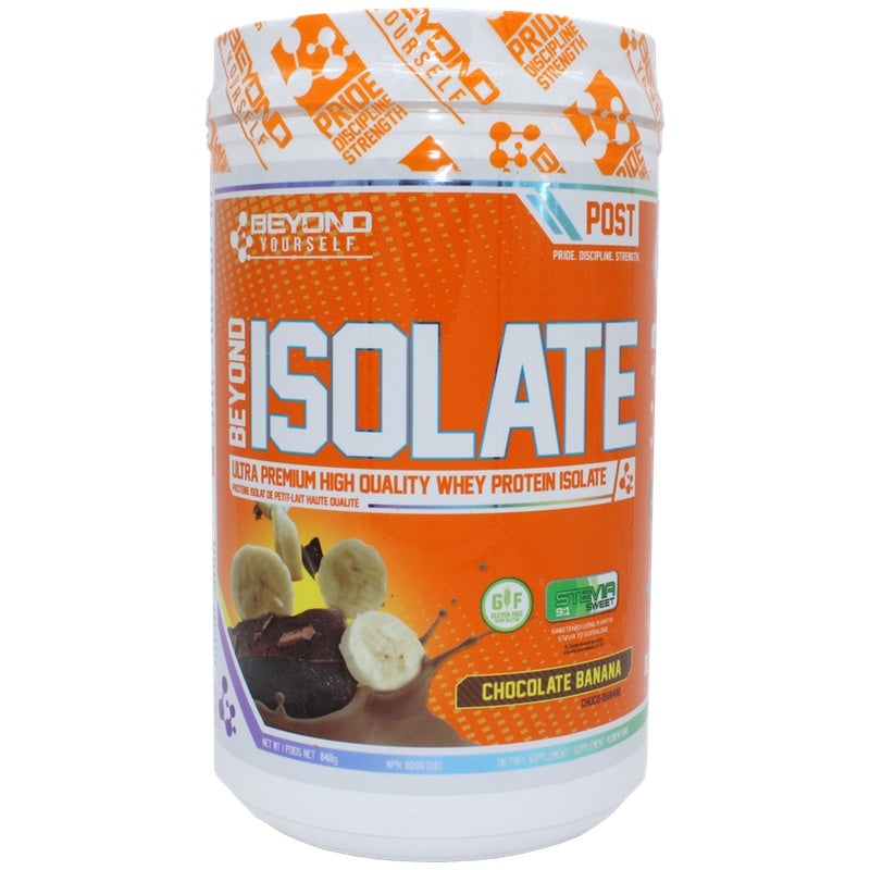 Beyond Yourself Isolate Protein - 840g Chocolate Banana