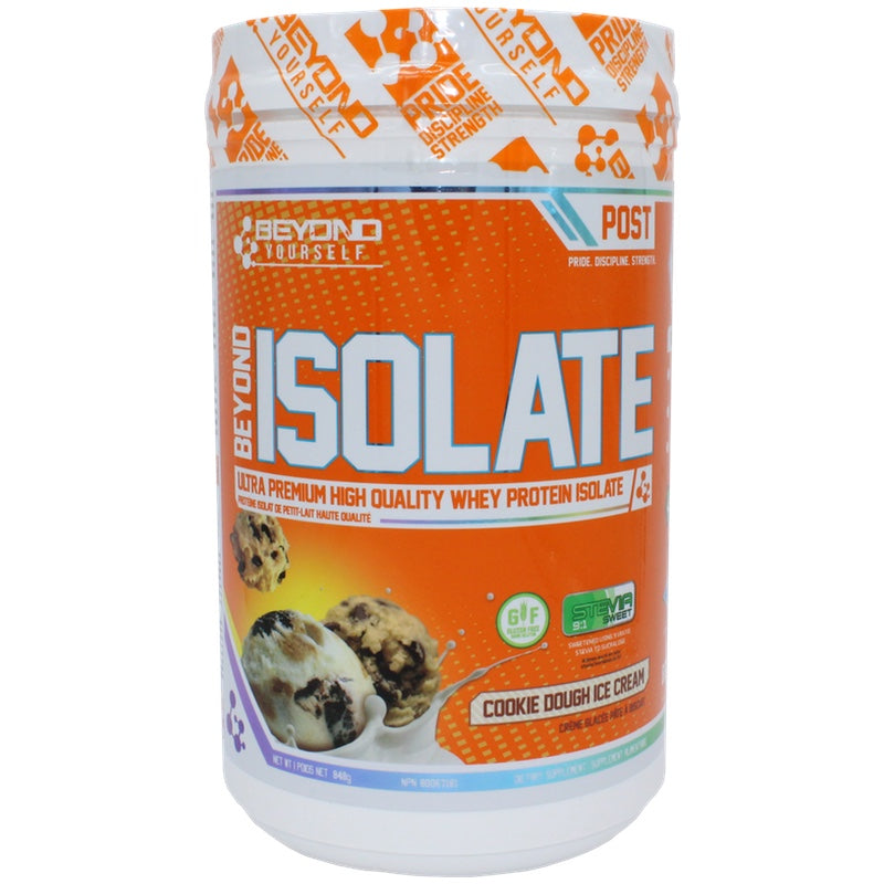 Beyond Yourself Isolate Protein - 840g Cookie Dough
