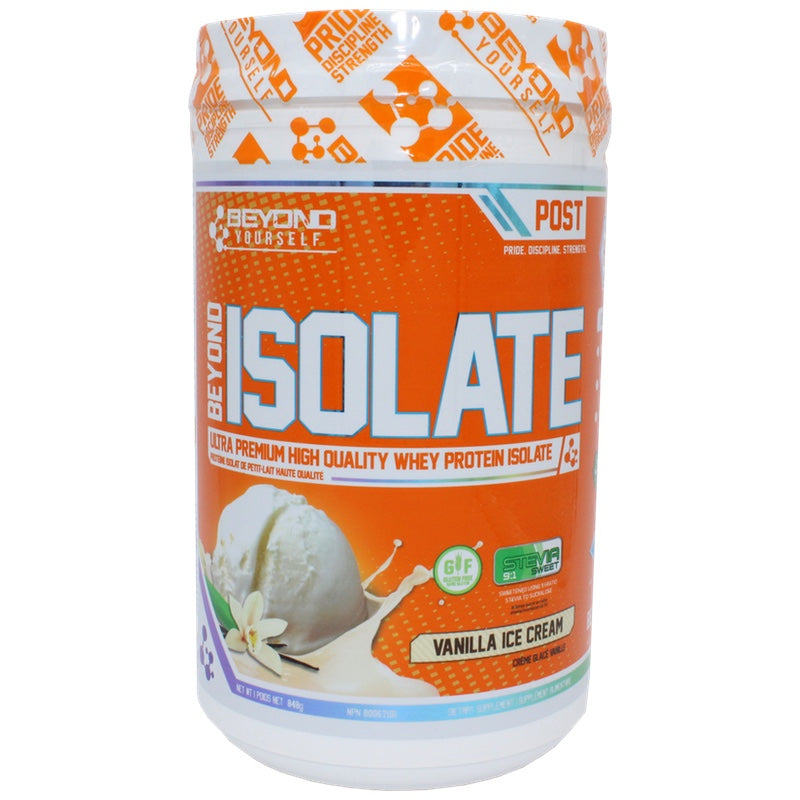 Beyond Yourself Isolate Protein - 840g Vanilla