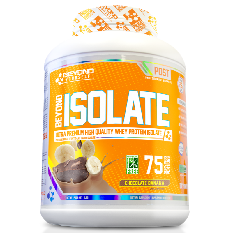 Beyond Yourself Isolate Protein  CHOCOLATE BANANA- 5lb (2465803337805)