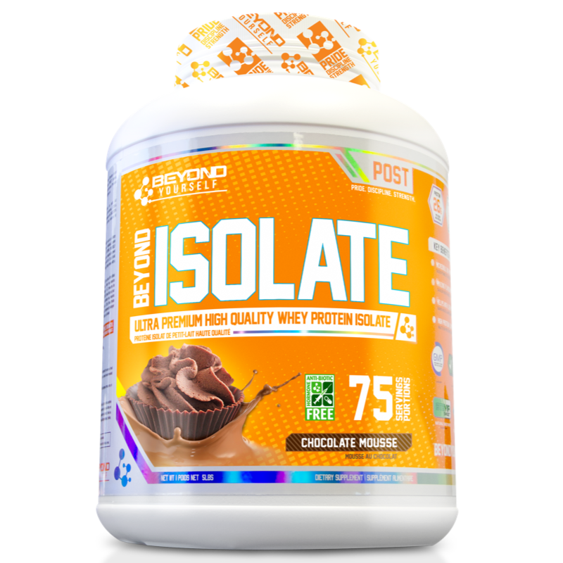 Beyond Yourself Isolate Protein  CHOCOLATE MOUSSE- 5lb (2465803337805)