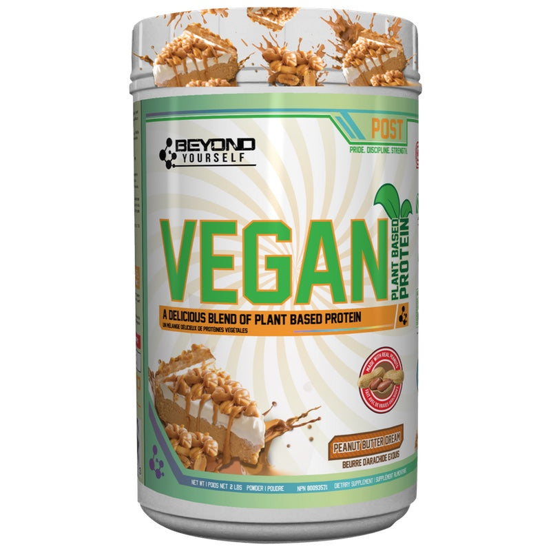 Beyond Yourself Vegan Protein - 2lb
