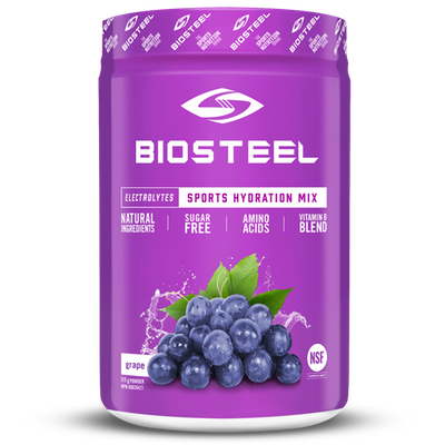 Biosteel Sports Hydration Mix - 315g Grape (2465885945933)