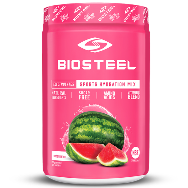Biosteel Sports Hydration Mix - 315g Watermelon (2465885945933)