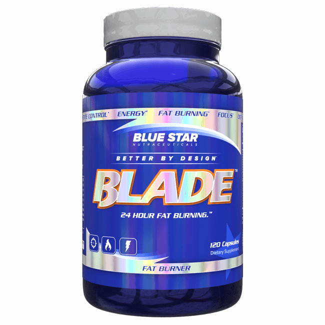 Blue Star Blade - 120 caps (2465852457037)
