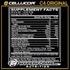 Cellucor C4 ORIGINAL NUTRITION FACTS