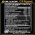 Cellucor C4 Ripped NUTRITION FACTS (2465886732365)
