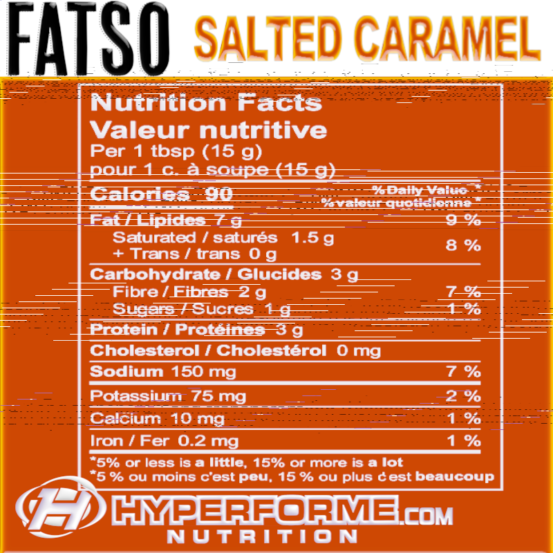 FATSO SALTED CARAMEL NUTRITION FACTS (2465854226509)