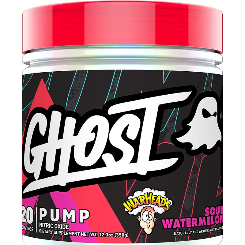 Ghost Pump Warhead Sour Watermelon - 20 Servings