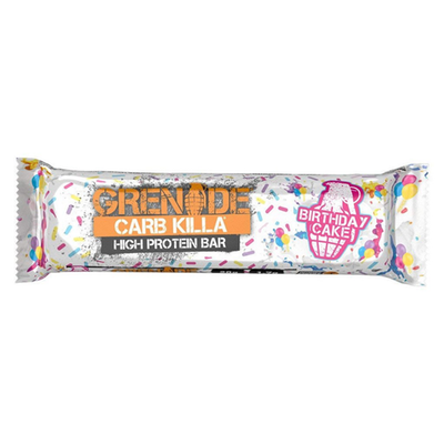Grenade Carb Killa Bar - 1 Bar Birthday Cake (2465883619405)