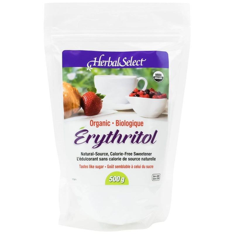 Herbal Select Organic Erythritol - 500g