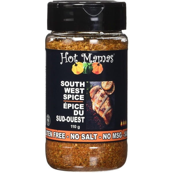 Hot Mamas Spices - 110g South West