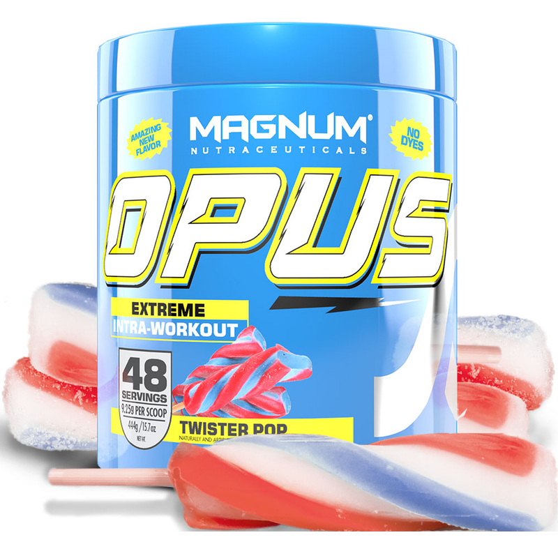 Magnum Opus - 48 servings Twister Pop (2465900888141)