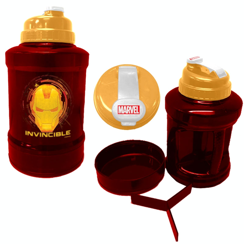 Marvel Power Jug 2.2l - Iron Man specs