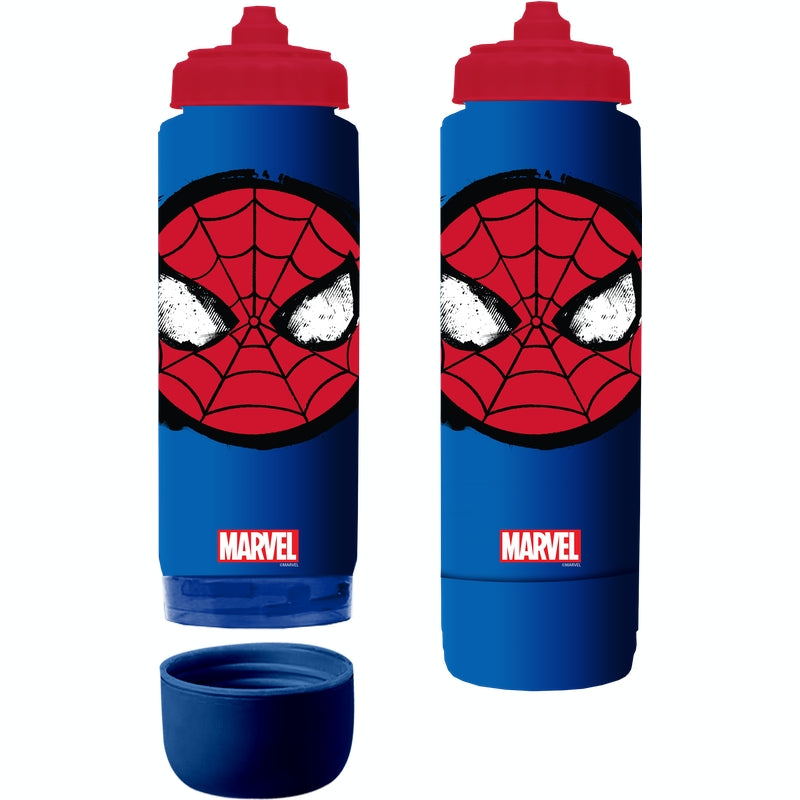 Marvel water bottle 700ml - SpiderMan Specs
