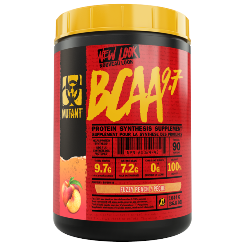 Mutant Bcaa  Fuzzy Peach-  1044g (2465829519437)