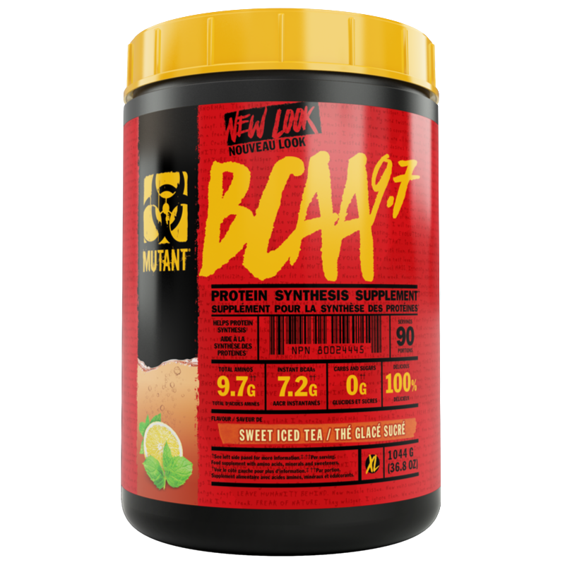 Mutant Bcaa  sweet iced tea -  1044g (2465829519437)