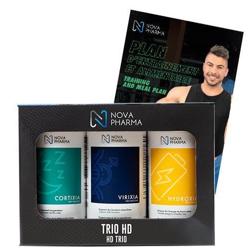 Nova Pharma HD Trio Slimming Kit - Men
