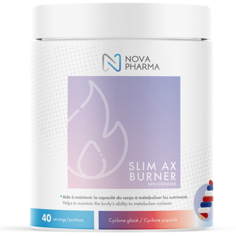 Nova Pharma Slim AX Burner - 40 Servings Cyclone