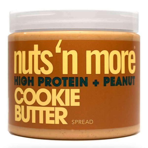 Nuts 'N More Peanut Spread Cookie Butter (2465808351309)