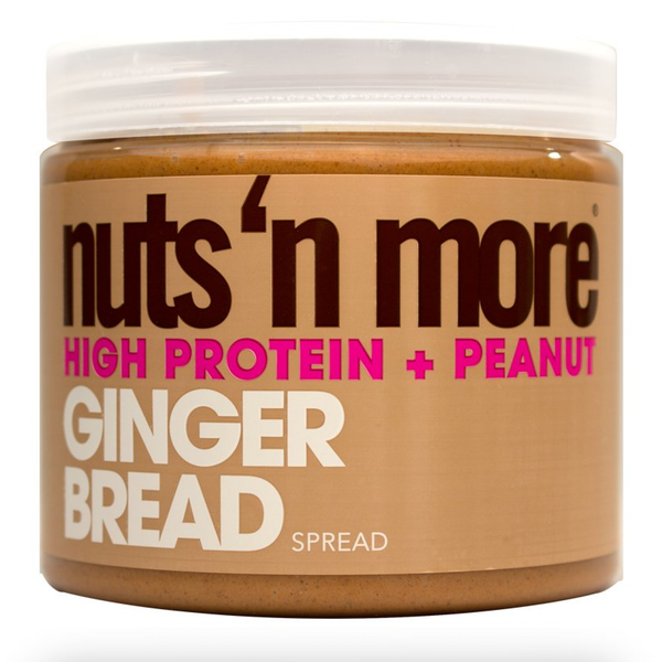 Nuts 'N More Peanut Spread Ginger Bread (2465808351309)