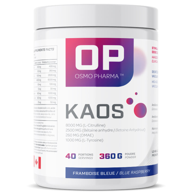 osmo pharma kaos blue raspberry