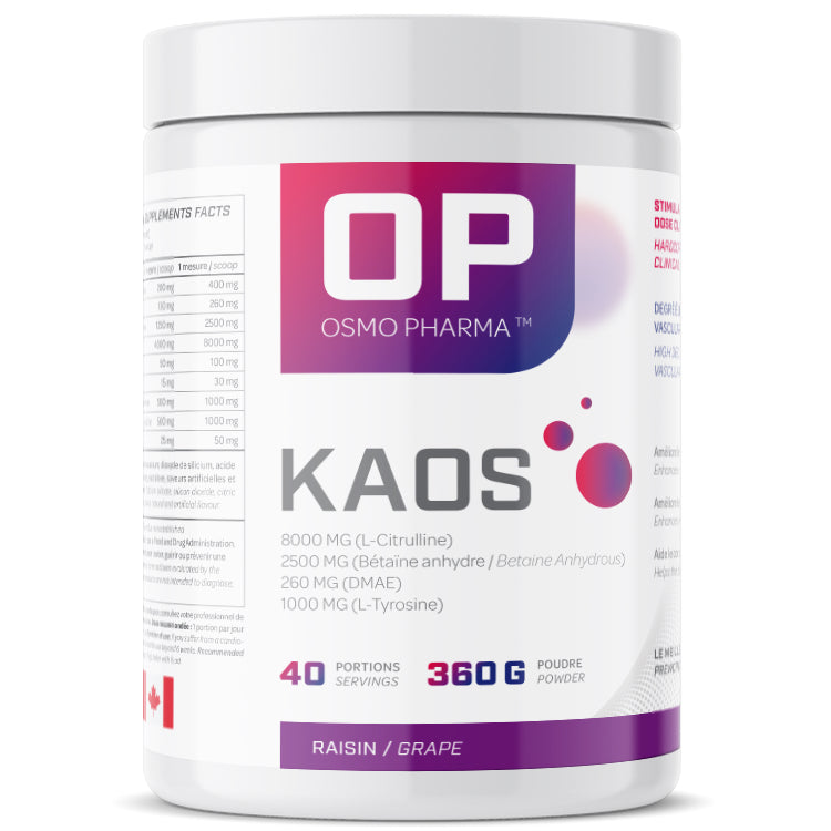 osmo pharma kaos grape