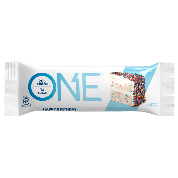 Oh Yeah One - 1 Bar Birthday Cake (2465822310477)
