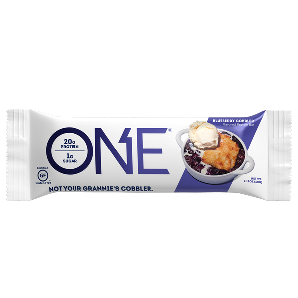 Oh Yeah One - 1 Bar Blueberry Cobbler (2465822310477)