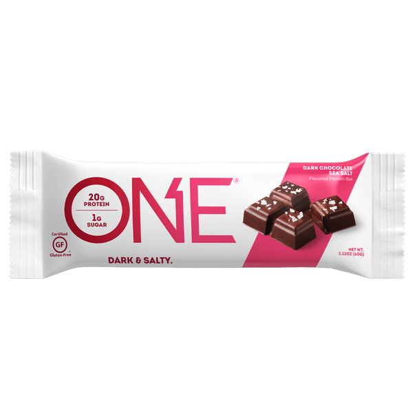 Oh Yeah One - 1 Bar Dark Chocolate Sea Salt (2465822310477)