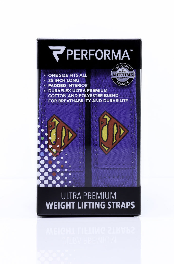 Performa Superman Lifting Straps info (2465894465613)