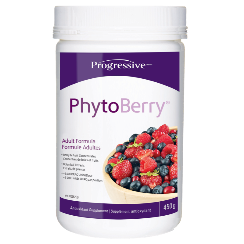 Progressive Phytoberry 450gr (2465799733325)