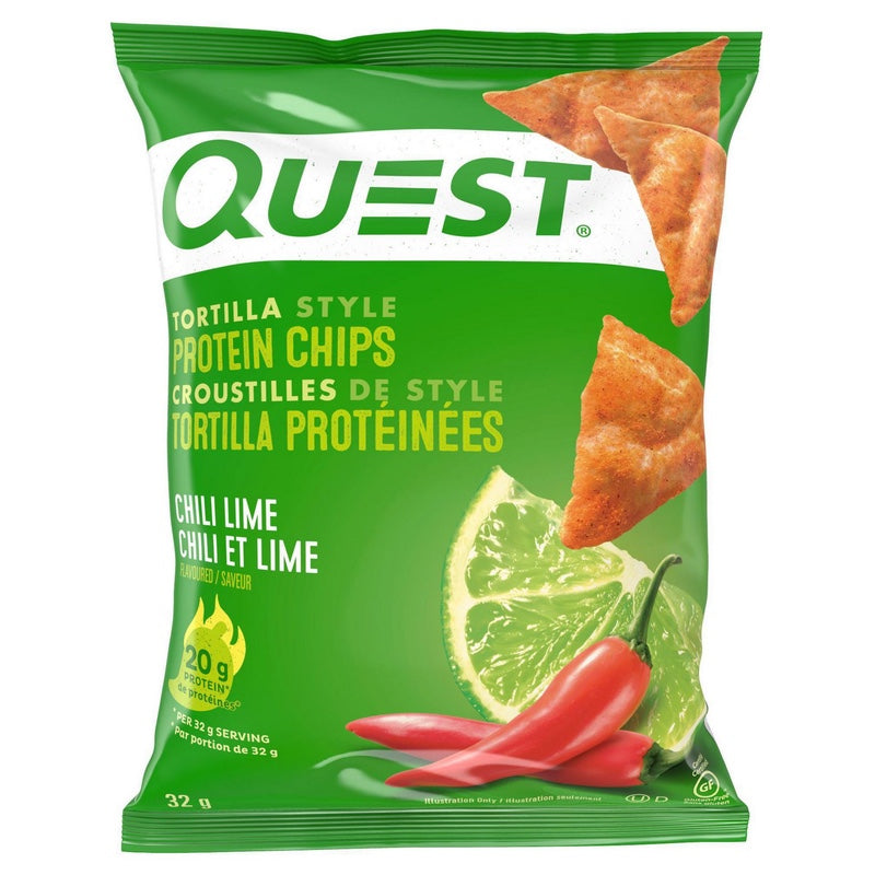 Quest Protein Chips - Tortilla Style