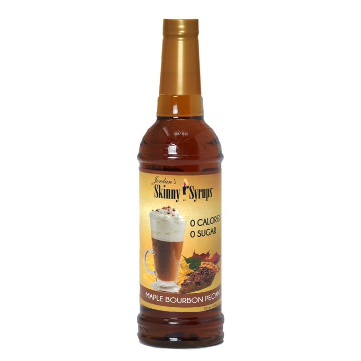 Skinny Mixes Sugar Free Syrup Maple Bourbon Pecan (2465901281357)