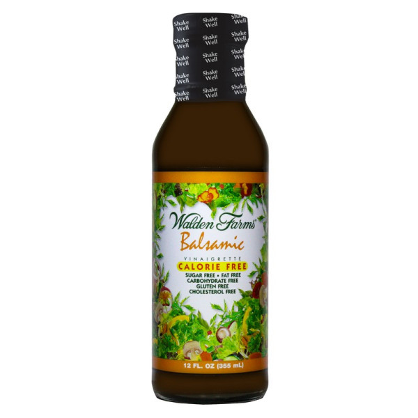 Walden Farms dressing BALSAMIC CALORIE FREE (2465857634381)