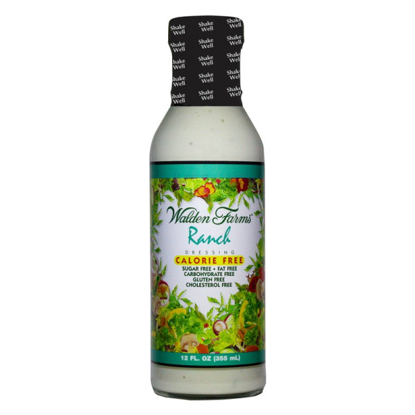 Walden Farms dressing RANCH CALORIE FREE (2465857634381)
