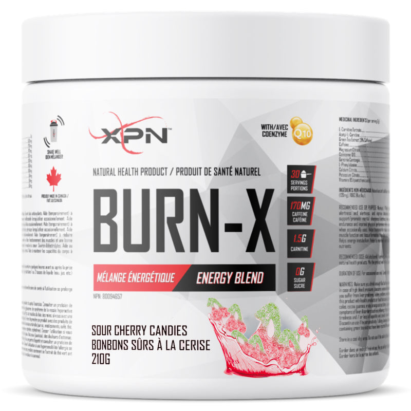 XPN Burn-X - 30 Servings