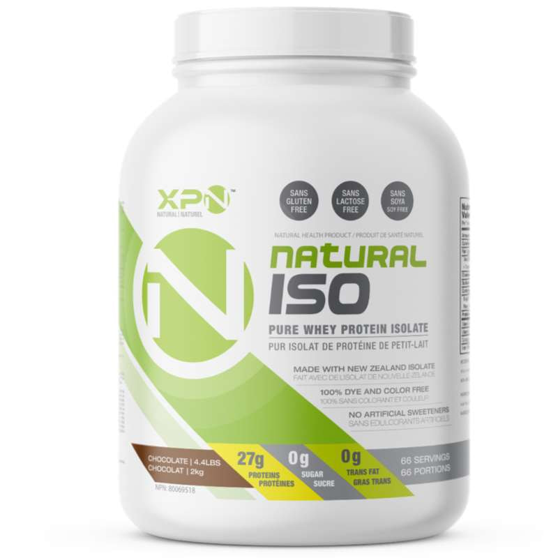 XPN Natural Isolate Protein - 4.4lb - XPN - Hyperforme.com