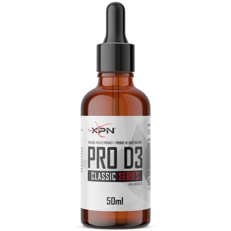 XPN Pro D3 Liquid - 50ml - XPN - Hyperforme.com